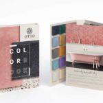 sample brochure for handmade Turkish tiles