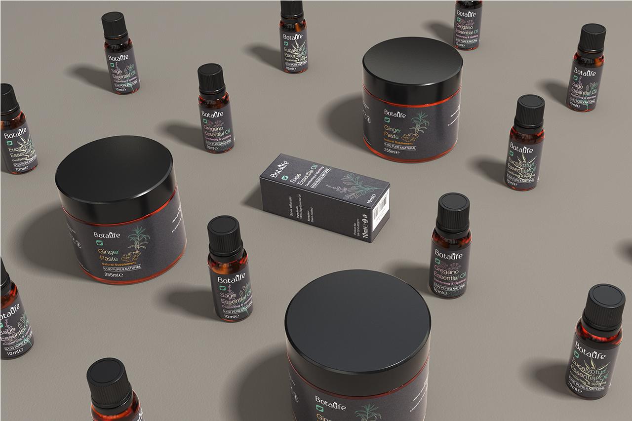 Essential Oil Packaging 07