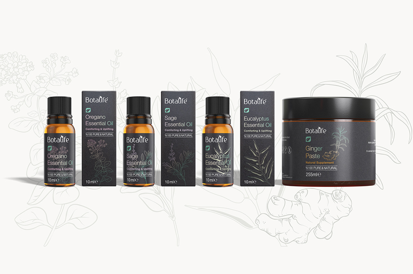 essential oil featured
